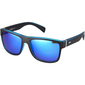 UVEX LGL 21 Glasses black mat blue/blue
